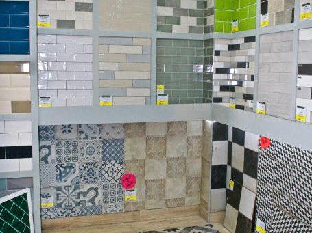 Ceramic and Encaustic Tiles York